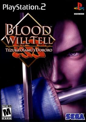 Blood Will Tell: Tezuka Osamu's Dororo Cover Art