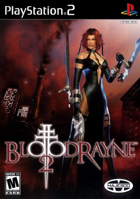 Bloodrayne 2 Cover Art