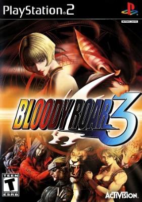 Bloody Roar 3 Cover Art