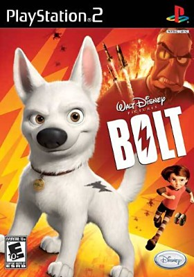 Bolt Cover Art