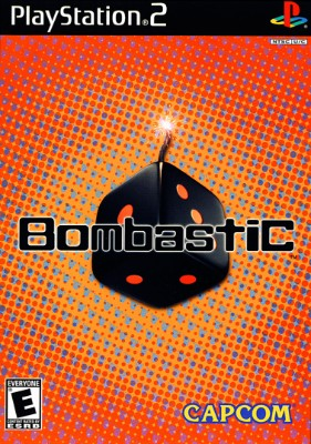 Bombastic Cover Art