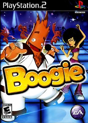 Boogie Cover Art