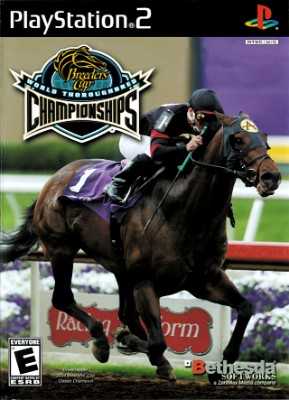 Breeders' Cup World Thoroughbred Championships Cover Art