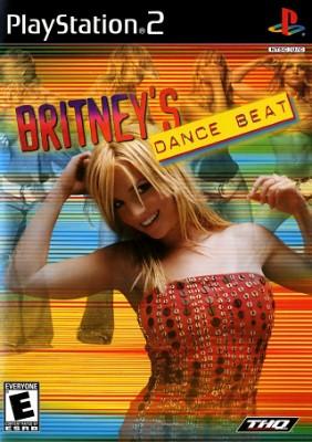 Britney's Dance Beat Cover Art