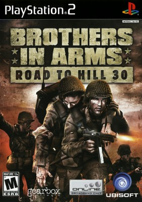 Brothers in Arms: Road to Hill 30 Cover Art