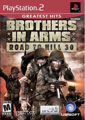 Brothers in Arms: Road to Hill 30 [Greatest Hits] Cover Art