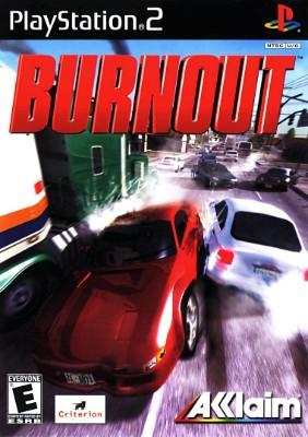 Burnout Cover Art