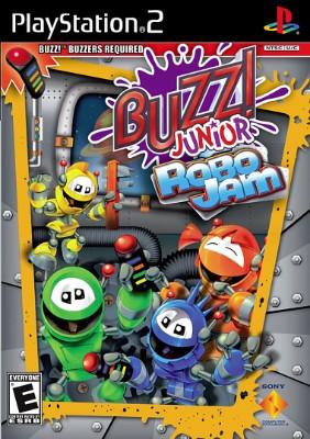 Buzz! Junior: Robo Jam Cover Art