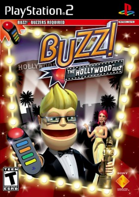 Buzz!: The Hollywood Quiz [Bundle] Cover Art