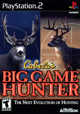 Cabela's Big Game Hunter Cover Art