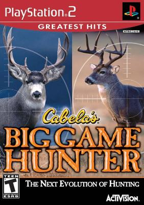 Cabela's Big Game Hunter [Greatest Hits] Cover Art