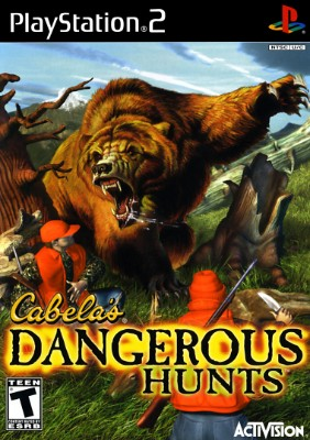 Cabela's Dangerous Hunts Cover Art