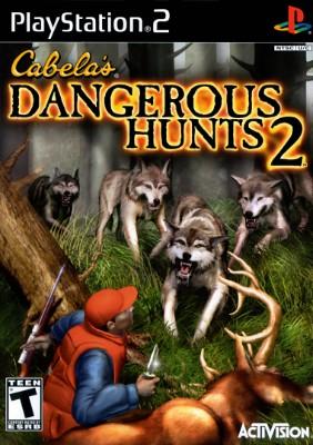 Cabela's Dangerous Hunts 2 Cover Art