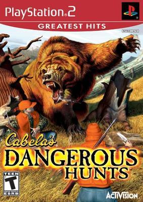Cabela's Dangerous Hunts [Greatest Hits] Cover Art
