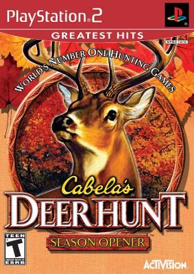 Cabela's Deer Hunt 2004 [Greatest Hits] Cover Art
