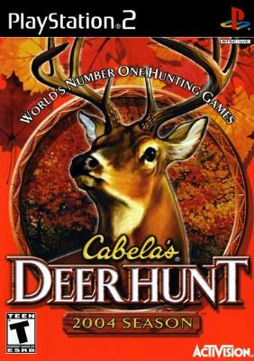 Cabela's Deer Hunt 2004 Cover Art