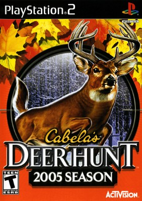 Cabela's Deer Hunt 2005 Cover Art