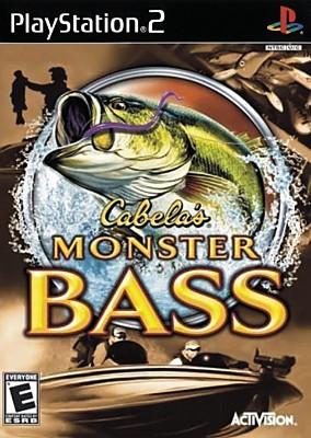 Cabela's Monster Bass Cover Art