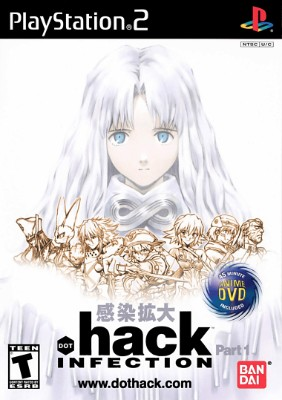 .hack//Infection Cover Art