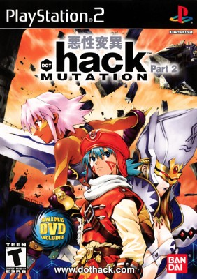 .hack//Mutation Cover Art