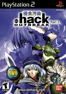 .hack//Outbreak Cover Art