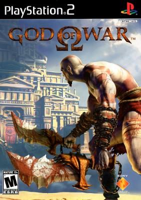 God of War Cover Art