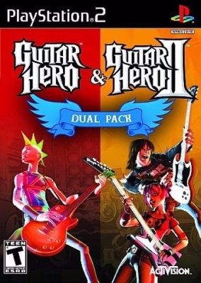 Guitar Hero & Guitar Hero II: Dual Pack Value / Price