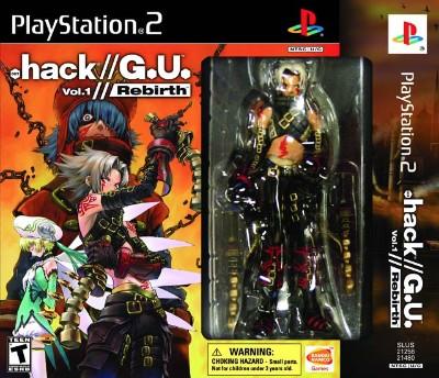 .hack//G.U. Rebirth [Special Edition] Cover Art