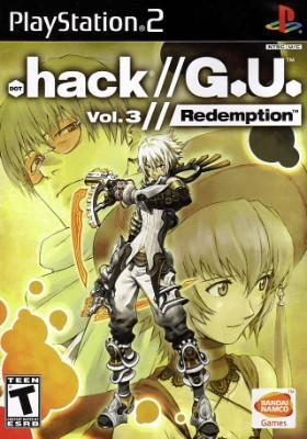.hack//G.U. Redemption Cover Art