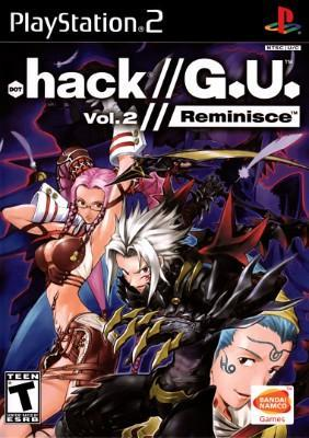 .hack//G.U. Reminisce Cover Art