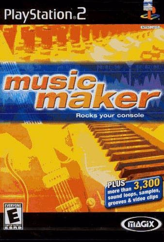 Music Maker Value / Price | Playstation 2