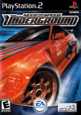 box cover art for Need for Speed: Underground