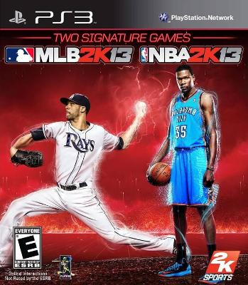 2K13 Sports Combo Pack Cover Art