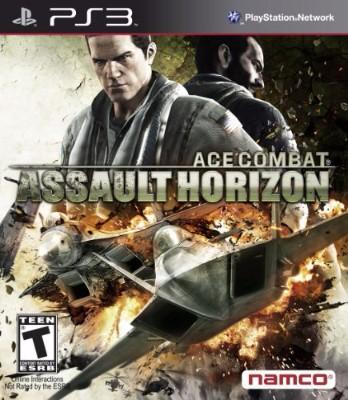 Ace Combat: Assault Horizon Cover Art