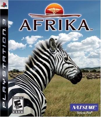 Afrika Cover Art