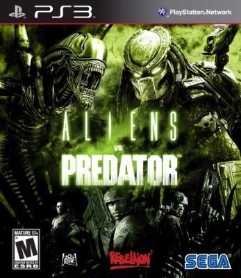 Aliens vs. Predator Cover Art
