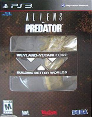 Aliens vs. Predator [Hunter Edition] Cover Art
