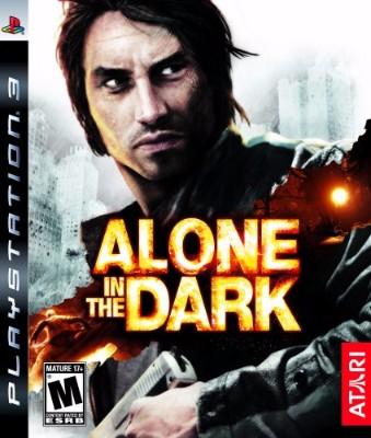Alone in the Dark: Inferno Cover Art