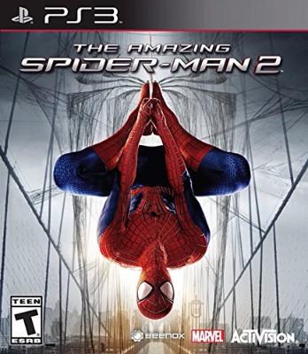 Amazing Spider-Man 2 Cover Art