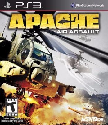 Apache: Air Assault Cover Art