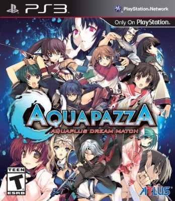 AquaPazza Cover Art