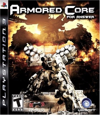 Armored Core: For Answer Cover Art