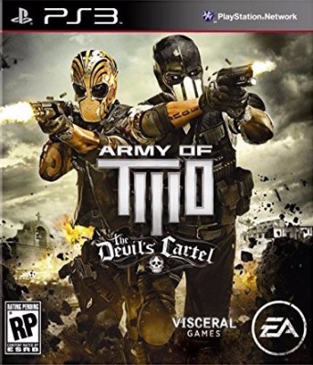Army of Two: The Devils Cartel Cover Art