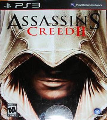 Assassin's Creed II [Master Assassin's Edition] Cover Art