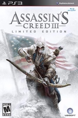 Assassin's Creed III [Limited Edition] Cover Art