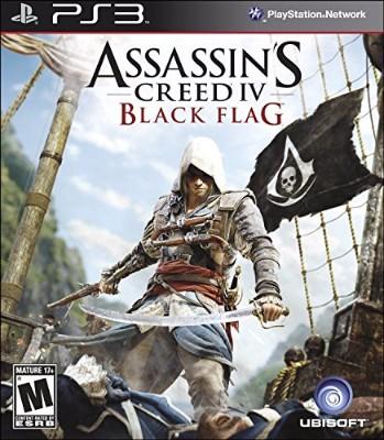 Assassin's Creed IV: Black Flag Cover Art