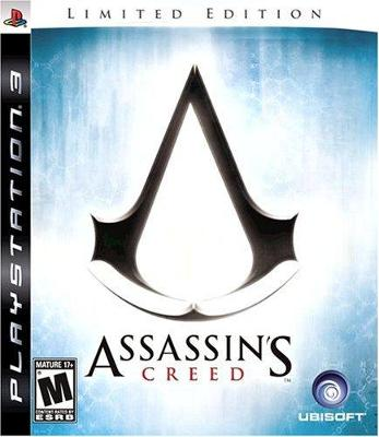 Assassin's Creed [Limited Edition] Cover Art