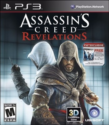 Assassin's Creed Revelations Cover Art