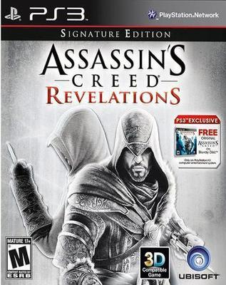 Assassin's Creed Revelations [Signature Edition] Cover Art