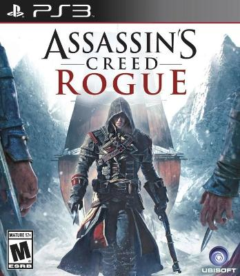 Assassin's Creed: Rogue Cover Art